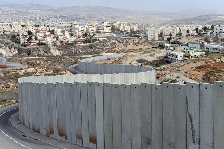 6 maneras de ver un muro.