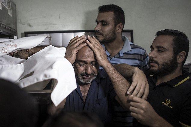 10.000 palestinos huyen ante la amenaza de Israel - Página 2 51690a