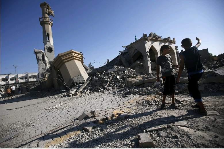 PALESTINA, ISRAEL: LECCIONES DE ESTRATEGIA E INCOHERENCIA OCCIDENTAL