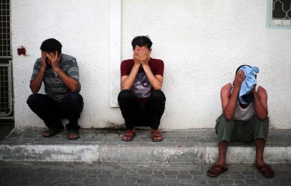 Gaza: Una profunda pena