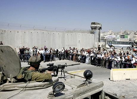 Israel, Un Estado Carcelario