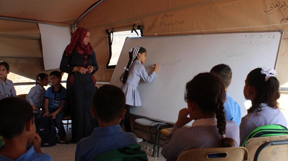 Resultado de imagem para escolas palestina