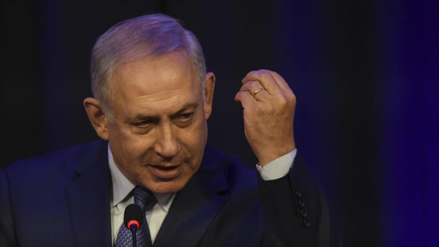 Tóxico Currículum Vítae de Netanyahu no leído por el protocolo argentino