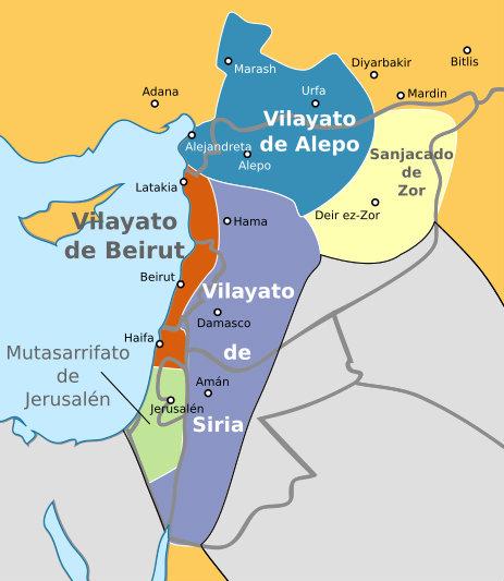 Cronologia Del Conflicto En Palestina Choque De Narrativas De Un