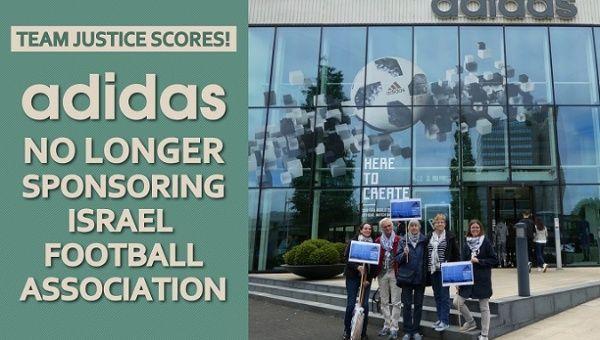 Otro triunfo de BDS: Adidas ya no patrocina a la Asociación de Fútbol de Israel