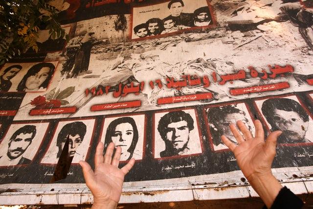 Las masacres de Sabra y Chatila, 38 años de impunidad e injusticia y aún con heridas sin cicatrizar