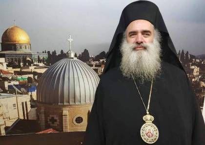 Monseñor Hanna: Llamamos a todas las autoridades espirituales del mundo para que presten atención a lo que está sucediendo en Jerusalén ocupada