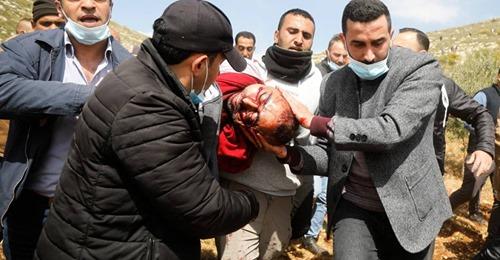 Otro palestino asesinado por la ocupación israelí en Cisjordania ocupada. Le dispararon a la cabeza