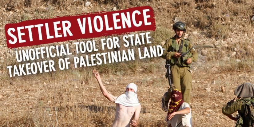 Colonos israelíes atacan aldea palestina, hay un niño herido