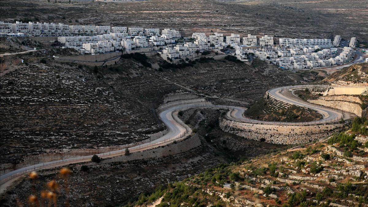 La ONU denuncia la continuada expansión de los asentamientos israelíes