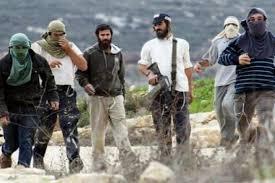 Colonos israelíes armados abren fuego contra niños palestinos cerca de Hebrón