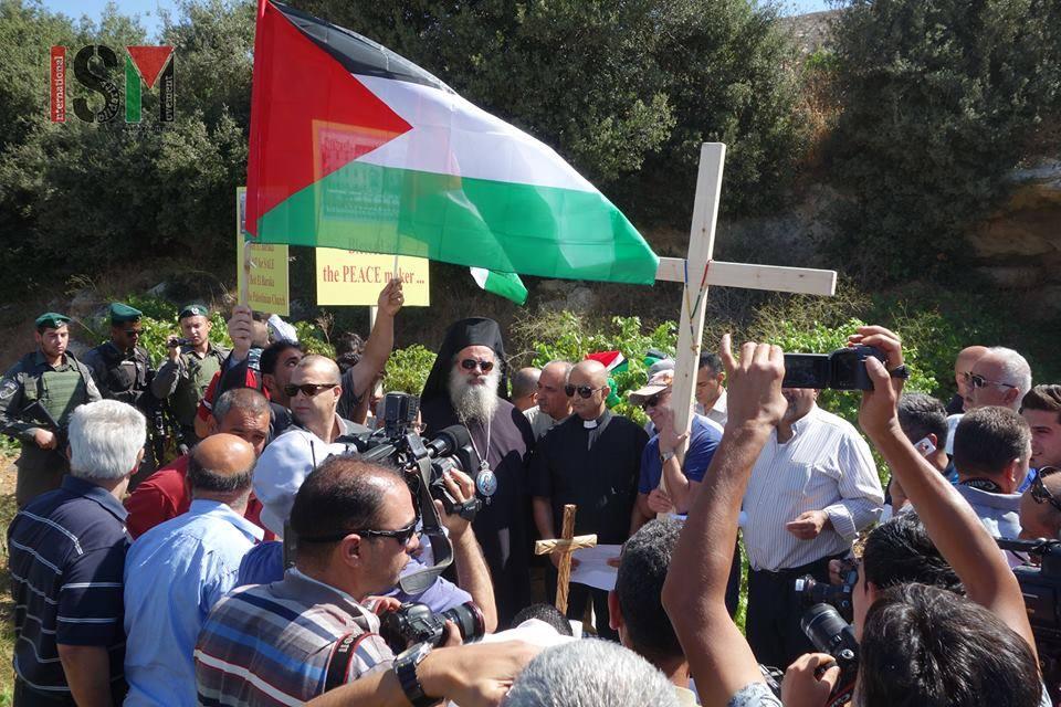 Mensaje del Grupo Red de Solidaridad con Palestina: 'A las Iglesias cristianas y personas de fe'