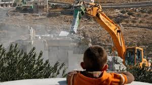 Israel intensifica el derribo de casas palestinas en junio pese a la pandemia