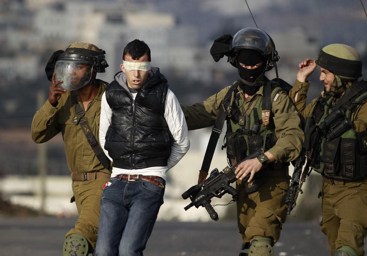 Elecciones palestinas bajo control militar israelí: Significativo aumento represivo en contra de los líderes y activistas sociales palestinos