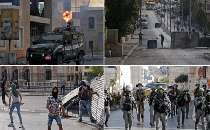 Hoy en Palestina: Nueva jornada de represión militar israelí en contra de los palestinos
