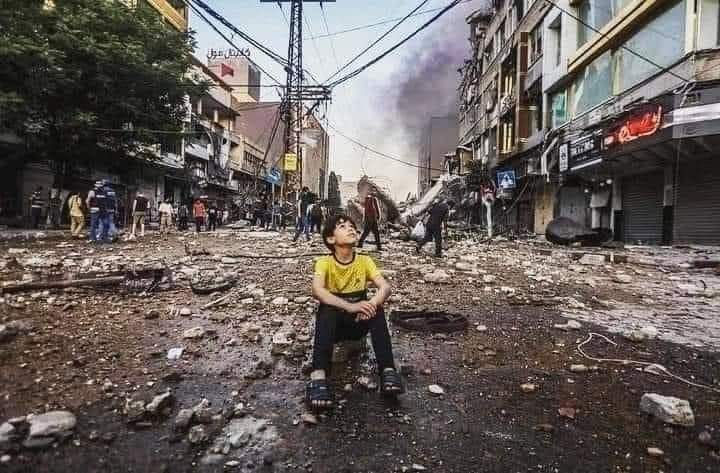 Hoy viernes, intenso bombardeo a Gaza y brutal represión militar en Cisjordania y Jerusalén ocupada dejan 26 muertos y 650 heridos