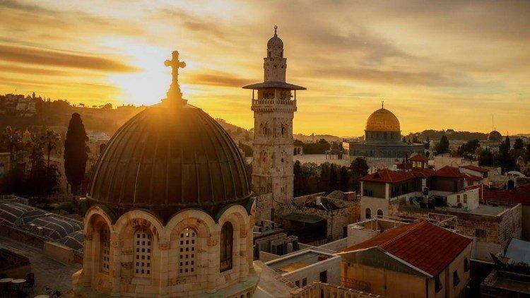 Obispos para Tierra Santa afirman su compromiso de apoyo y solidaridad con el pueblo palestino