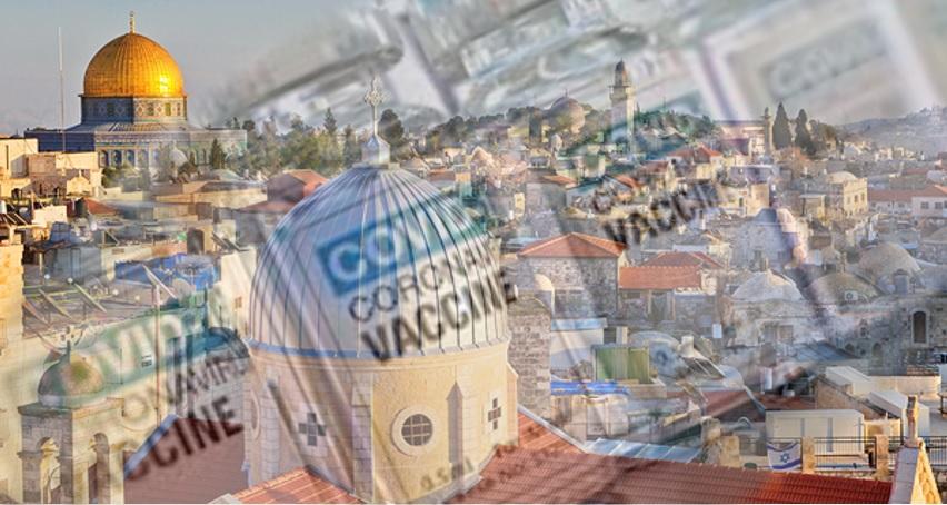 La decadencia moral de Israel: Vacunas a cambio de violar la legalidad y trasladar embajadas a Jerusalén ocupada