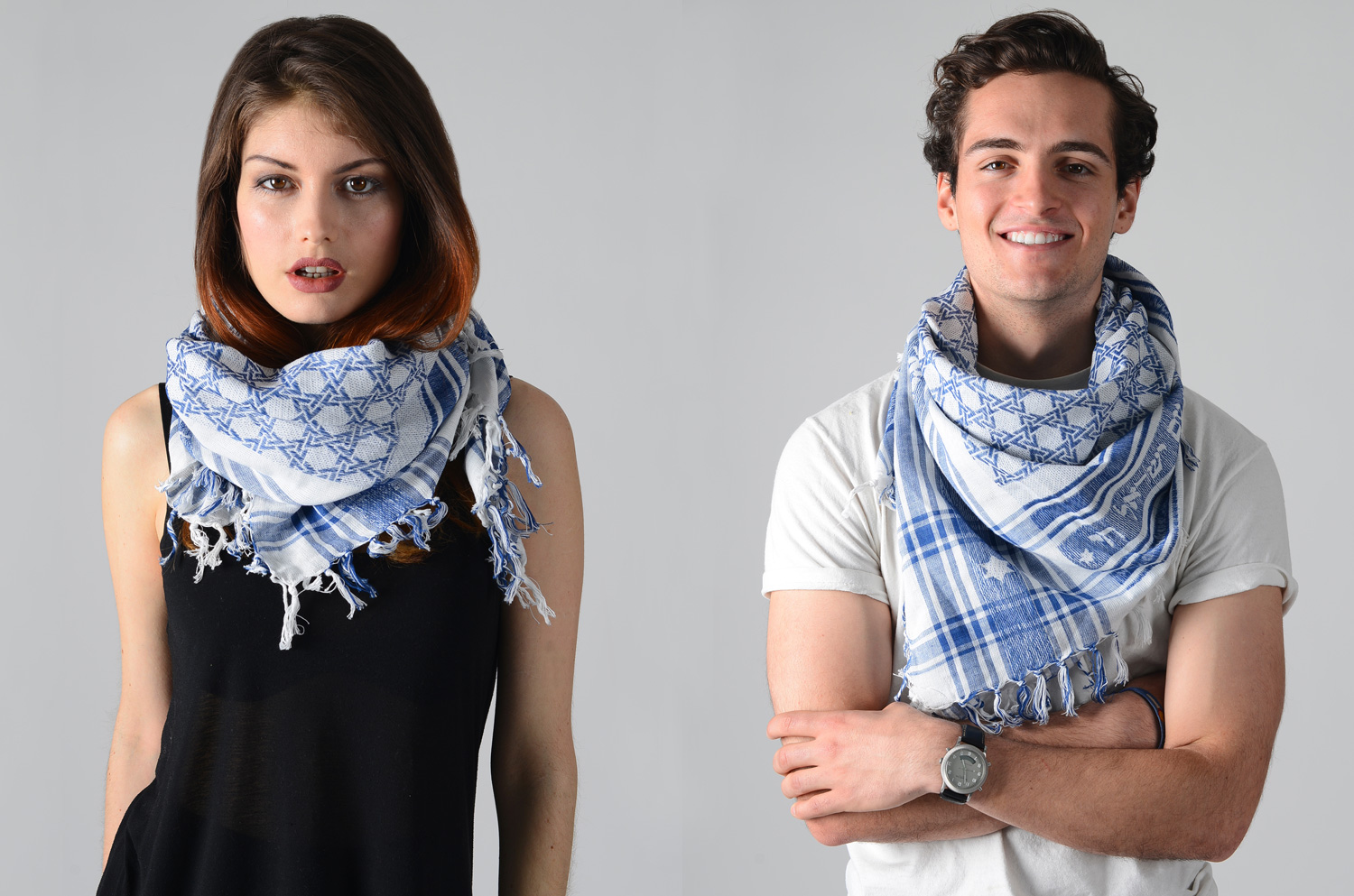 What You Should Know About Keffiyeh This Year