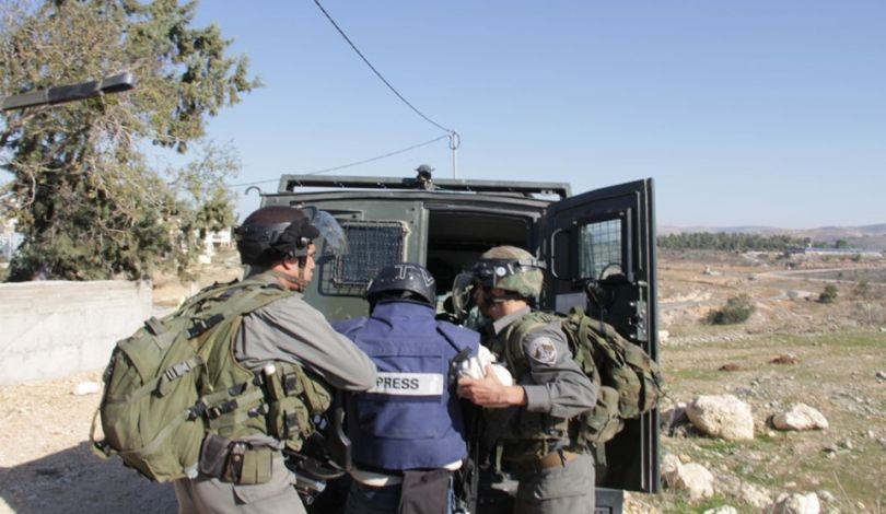 Exigen liberación de 25 periodistas palestinos detenidos en las cárceles de la ocupación israelí