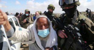Otra jornada represiva en Palestina ocupada deja 5 civiles baleados y decenas de asfixiados