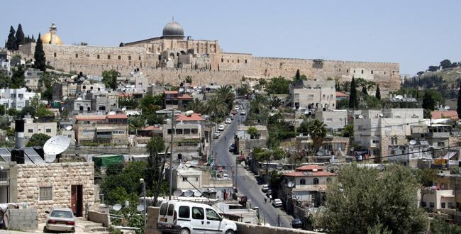 Las autoridades israelíes de ocupación demolerán otras 13 casas palestinas en Jerusalén ocupada