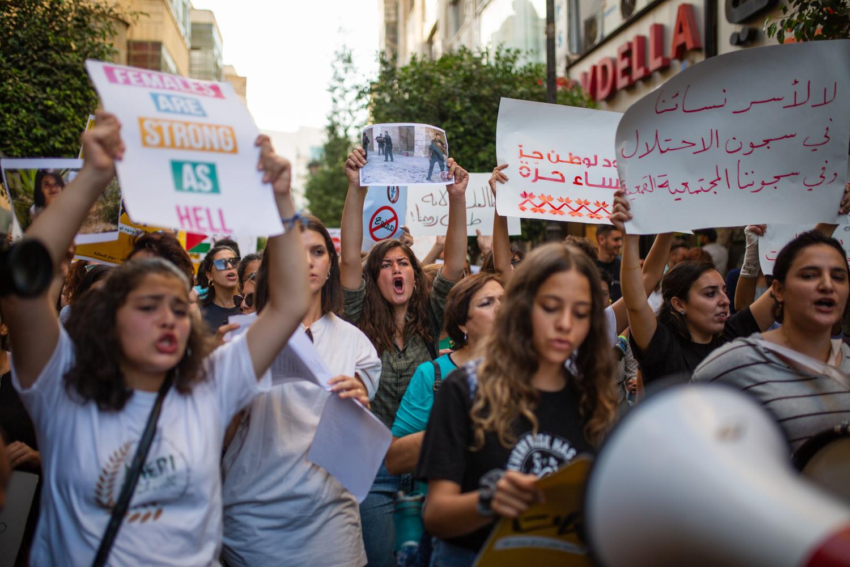 Palestina: El feminismo palestino como una lucha anticolonial