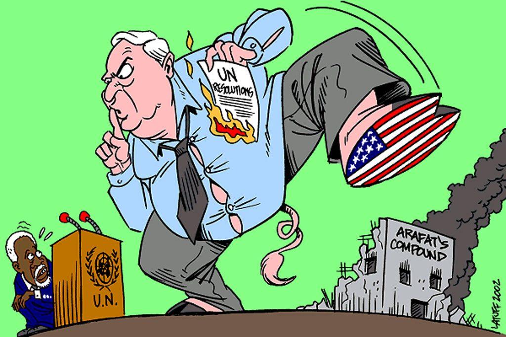 Israel viola la legalidad y se cree por encima del derecho o cualquier normativa internacional