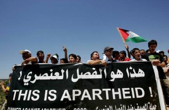 Somos el grupo de Derechos Humanos más grande de Israel, y lo llamamos Apartheid